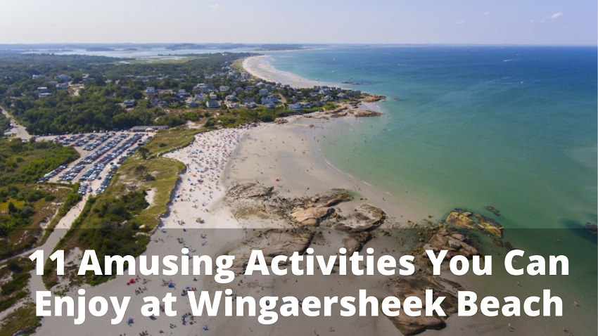 11 Amusing Activities You Can Enjoy at Wingaersheek Beach