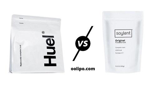 Huel vs Soylent Comparison Post