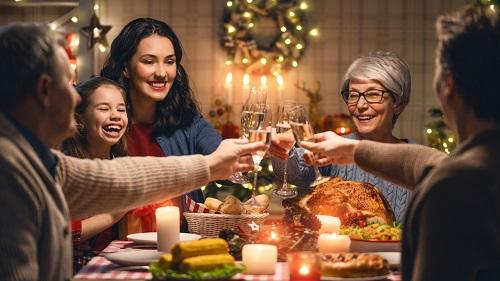 60 Wonderful Christmas Dinner Invitation Wording Ideas