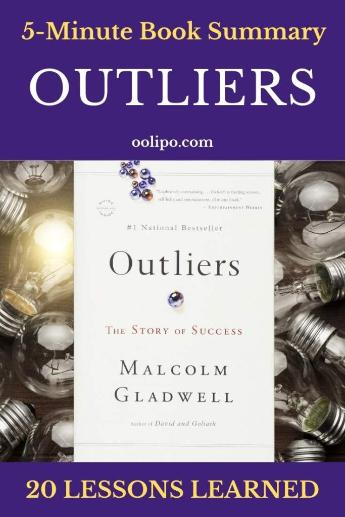 Outliers Summary and PDF for Pinterest